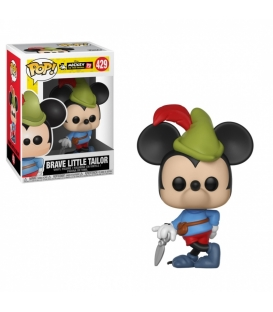 Funko POP Disney: Mickey's 90th Anniversary - Brave Little Tailor Mickey