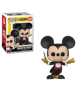 Funko POP Disney: Mickey's 90th Anniversary - Conductor Mickey