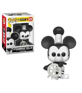 Funko POP Disney: Mickey's 90th Anniversary - Steamboat Willie
