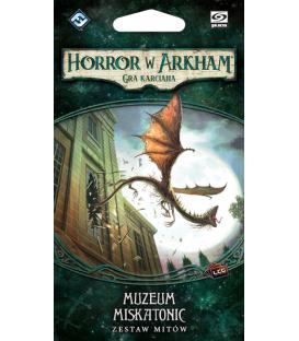 Horror w Arkham LCG: Muzeum Miscatonic