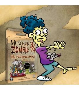 Munchkin Zombie 3/4- Reka Noga Mózg w Kanale