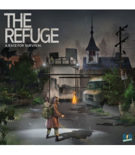 The Refuge: A Race for Survival (gra używana)