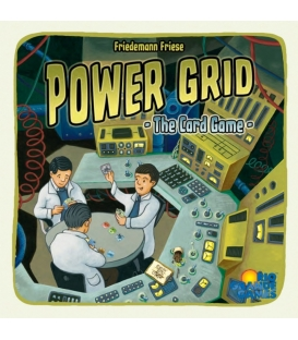 Power Grid: The Card Game (gra używana)
