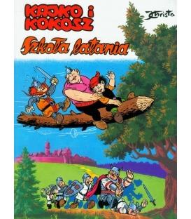 Kajko i Kokosz : Szkoła Latania