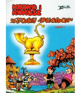 Kajko i Kokosz: Złoty Puchar część 1