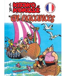 Kajko i Kokosz: En vacances (wersja w języku Francuskim)