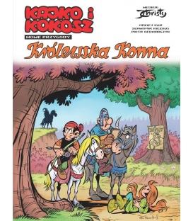 Kajko i Kokosz: Nowe Przygody- Królewska konna