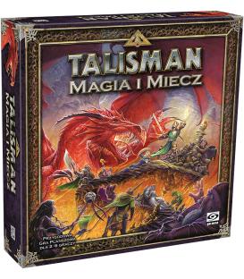 Talisman: Magia i Miecz (druga edycja polska) (dostępna od ręki)