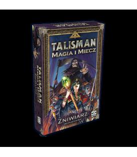 Talisman: Magia i Miecz - Żniwiarz (druga edycja polska)