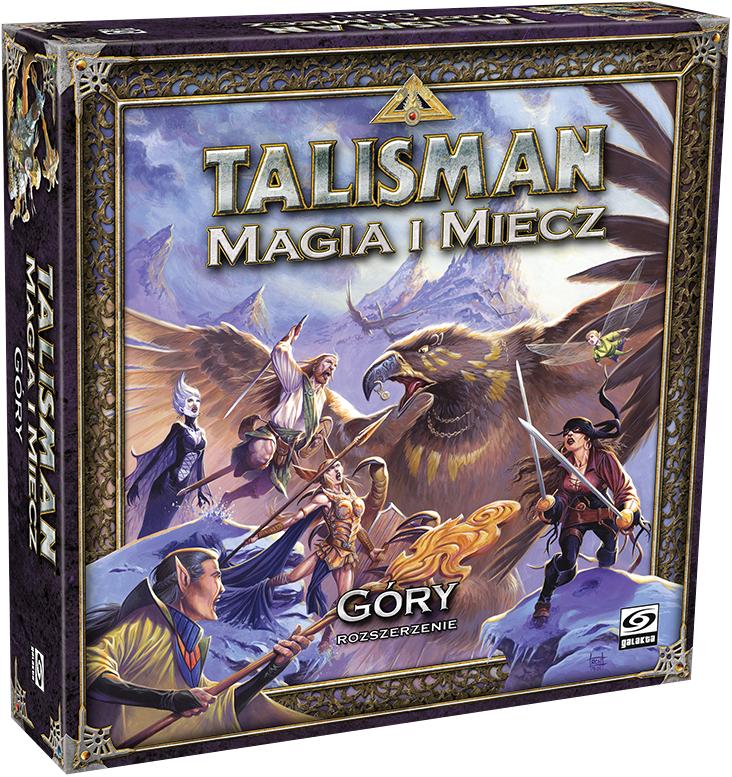 Talisman: Magia i Miecz - Góry (druga edycja polska)