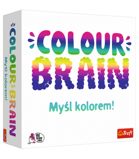 Colour Brain. Myśl kolorem