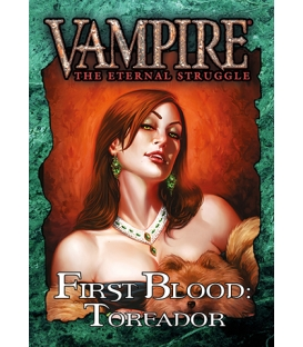 Vampire: The Eternal Struggle - Toreador