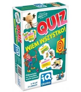 IQ Quiz - wiem wszystko