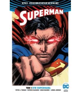 Superman – Syn Supermana. Tom 1