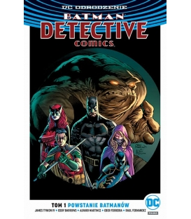 Batman Detective Comics – Powstanie Batmanów. Tom 1