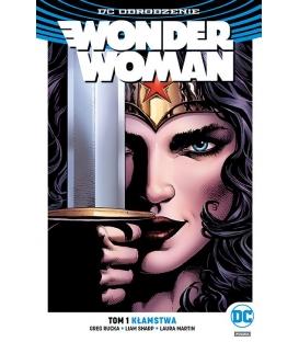 DC Odrodzenie Wonder Woman. Kłamstwa. Tom 1