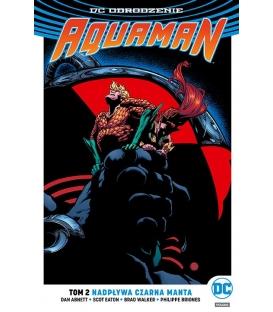 Aquaman – Nadpływa Czarna Manta. Tom 2