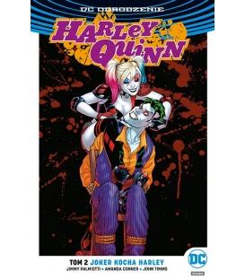 Harley Quinn. Joker kocha Harley. Tom 2