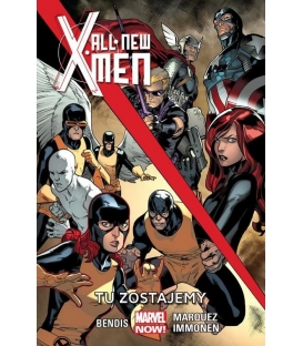 All-New X-Men. Tu zostajemy. Tom 2.