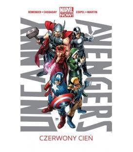 Uncanny Avengers. Czerwony cień. Tom 1.