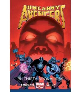 Uncanny Avengers. Bliźnięta apokalipsy. Tom 2.