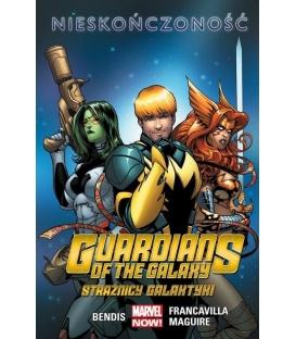 Guardians of the Galaxy. Strażnicy Galaktyki. Nieskończoność. Tom 3.