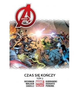 Avengers. Czas się kończy. Tom 2