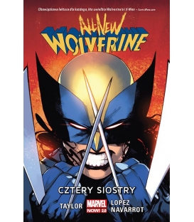All-New Wolverine. Cztery siostry. Tom 1
