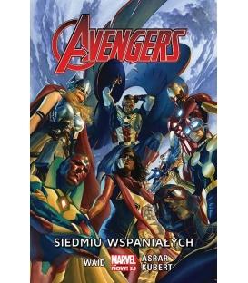 Avengers. Siedmiu wspaniałych. Tom 1
