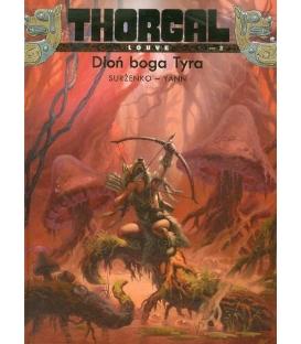 Thorgal - Louve. Dłoń boga Tyra. Tom 2.