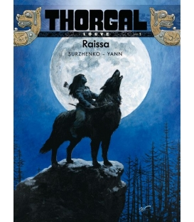 Thorgal - Louve. Raissa. Tom 1.