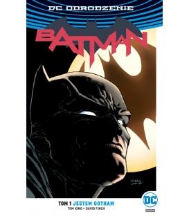 Batman – Jestem Gotham. Tom 1