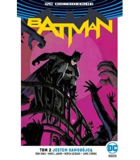 Batman – Jestem samobójcą. Tom 2