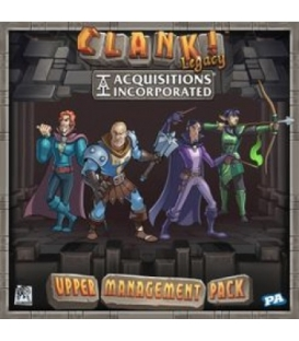 Clank! Legacy Acquisitions Incorporated Upper Management Pack