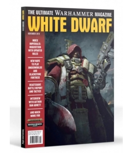 White Dwarf - Listopad 2019 / November 2019