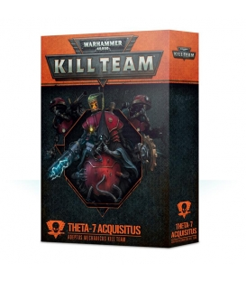 Warhammer 40,000: Kill Team- Theta-7 Acquisitus – Adeptus Mechanicus