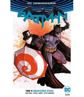 Batman Tom 9 Drapieżne ptaki