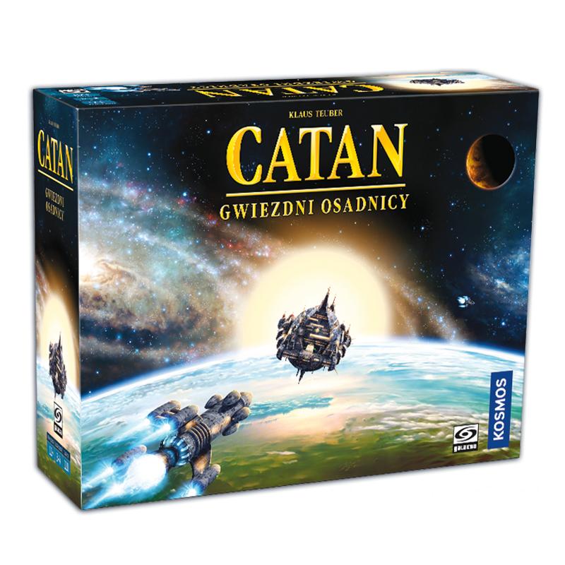 Catan: Gwiezdni osadnicy