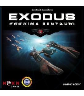 Exodus: Proxima Centauri (edycja angielska) (gra używana)