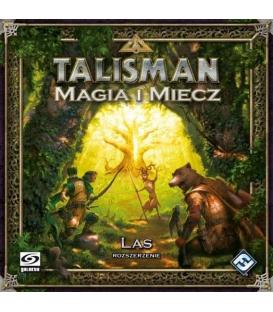 Talisman: Magia i Miecz - Las (druga edycja polska)