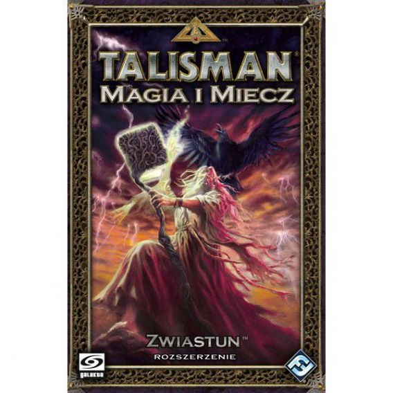 Talisman: Magia i Miecz - Zwiastun (druga edycja polska)