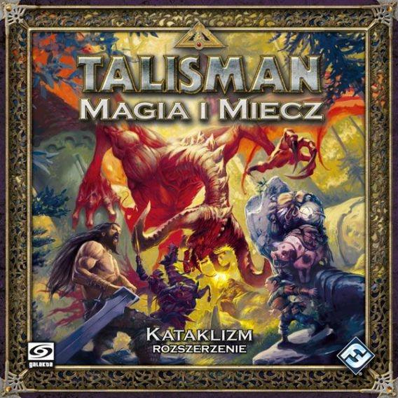 Talisman: Magia i Miecz - Kataklizm (druga edycja polska)