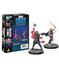 Marvel: Crisis Protocol - Thor and Valkyrie