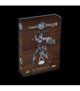 Sword & Sorcery: Nieśmiertelne dusze - Hero Pack- MORRIGAN