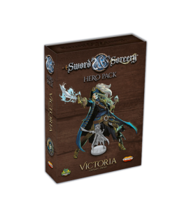 Sword & Sorcery: Nieśmiertelne dusze - Hero Pack- VICTORIA