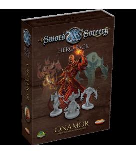 Sword & Sorcery: Nieśmiertelne dusze - Hero Pack- ONAMOR