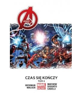 Avengers. Czas się kończy. Tom 3