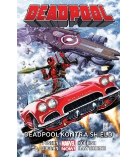 Deadpool. Deadpool kontra SHIELD. Tom 4.