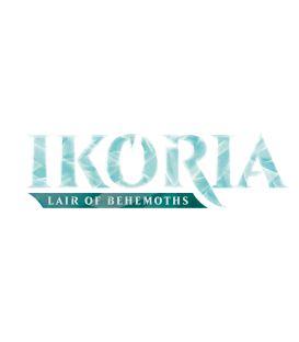 MTG Ikoria: Lair of Behemoths Commander Deck Display (5 decks)