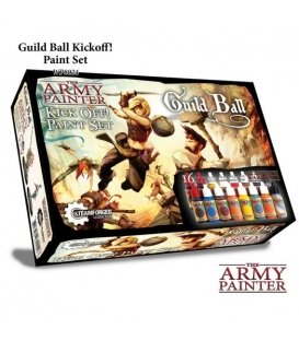 Army Painter Warpaints Guild Ball: Kick off! Paint set